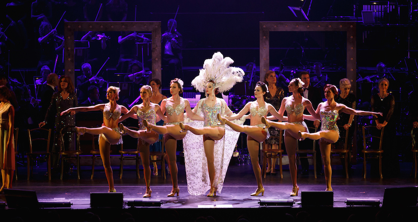 Cast of Follies In Concert At The Royal Albert Hall - Photo By Darren Bell (2)