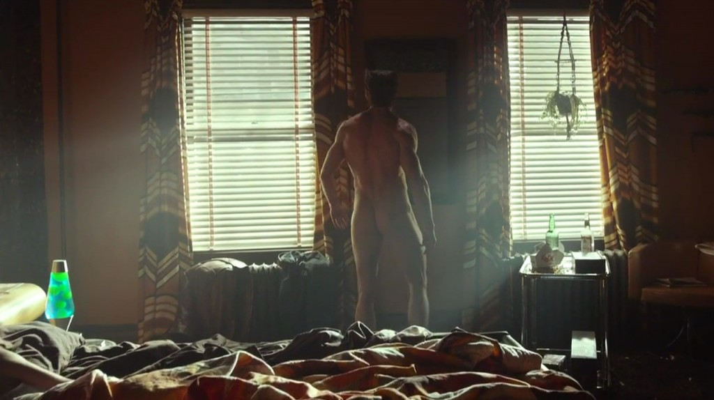 hugh jackman nude X-Men Days of Future Past