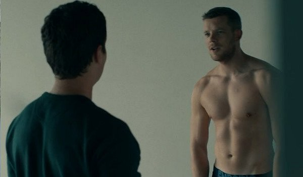 Looking stars Jonathon Groff and Russell Tovey