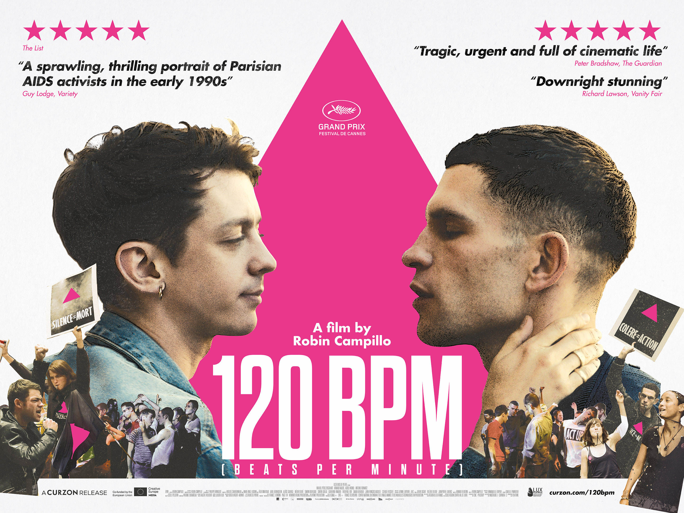 120 BPM Beats Per Minute Paints An Emotional Human Portrait Of The Crisis As It Charts Everyday Stuggles A Community Fighting To Survive