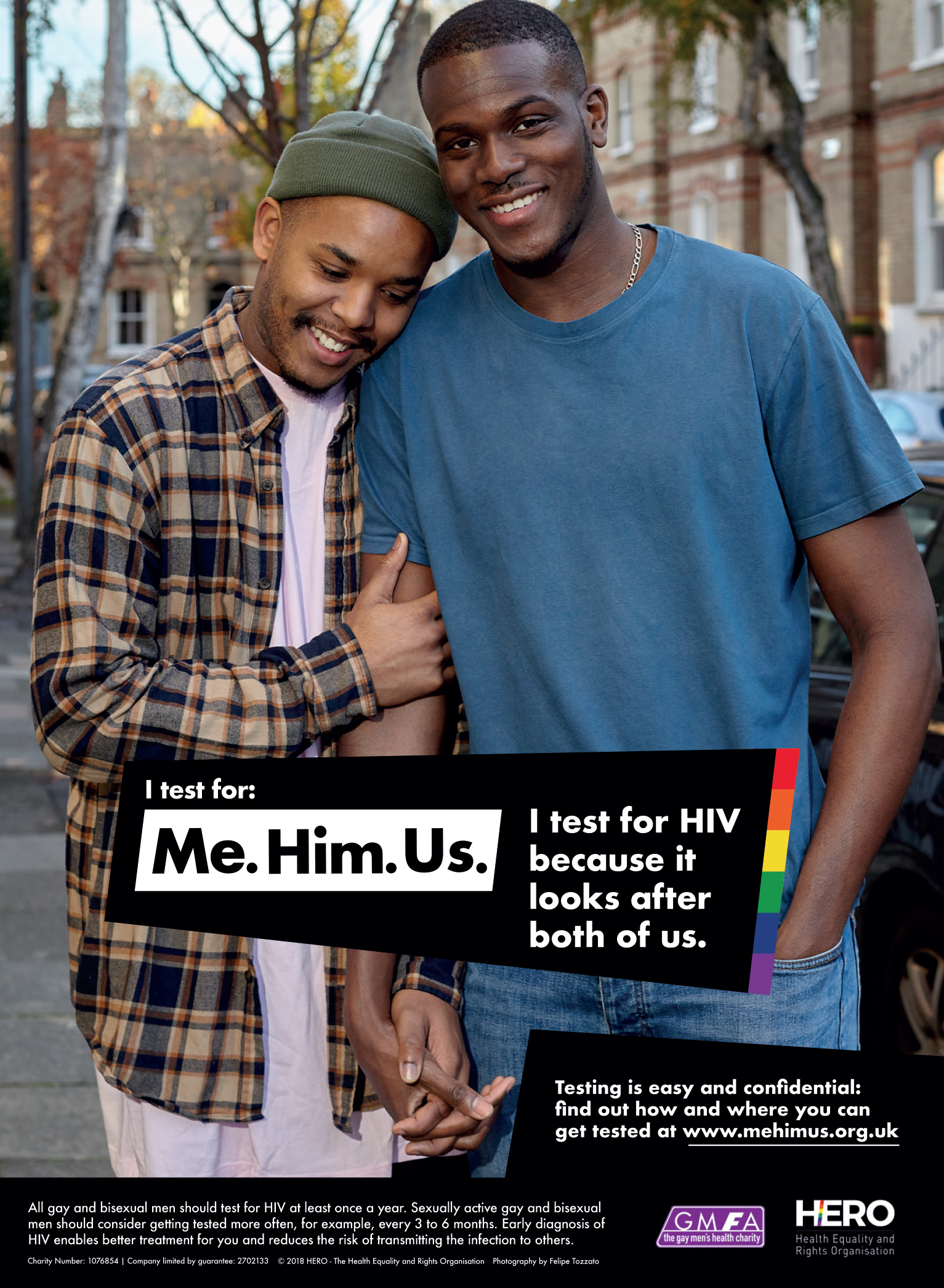 Dating a gay man with hiv