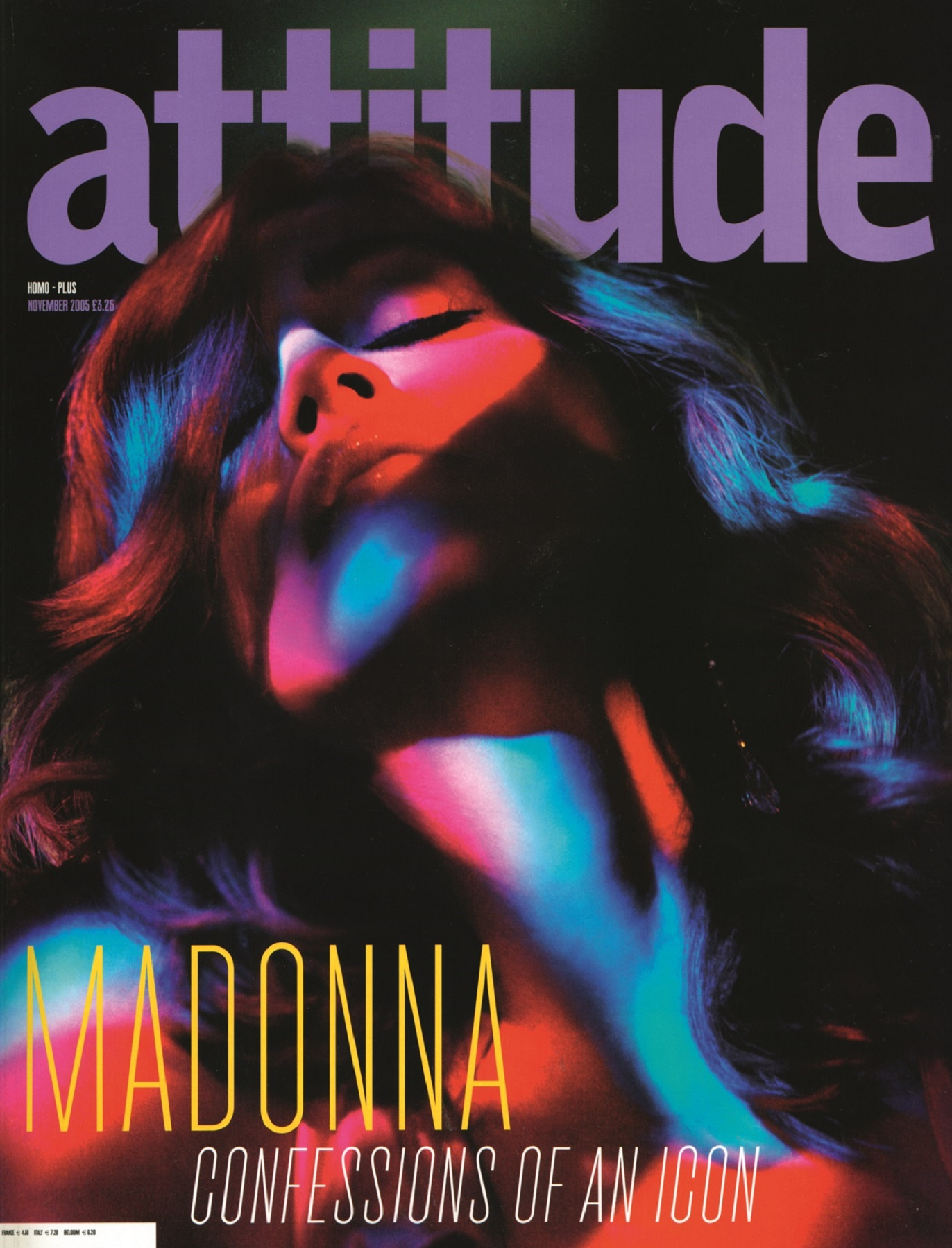 Vote for your favourite Attitude cover of all time! Final ...