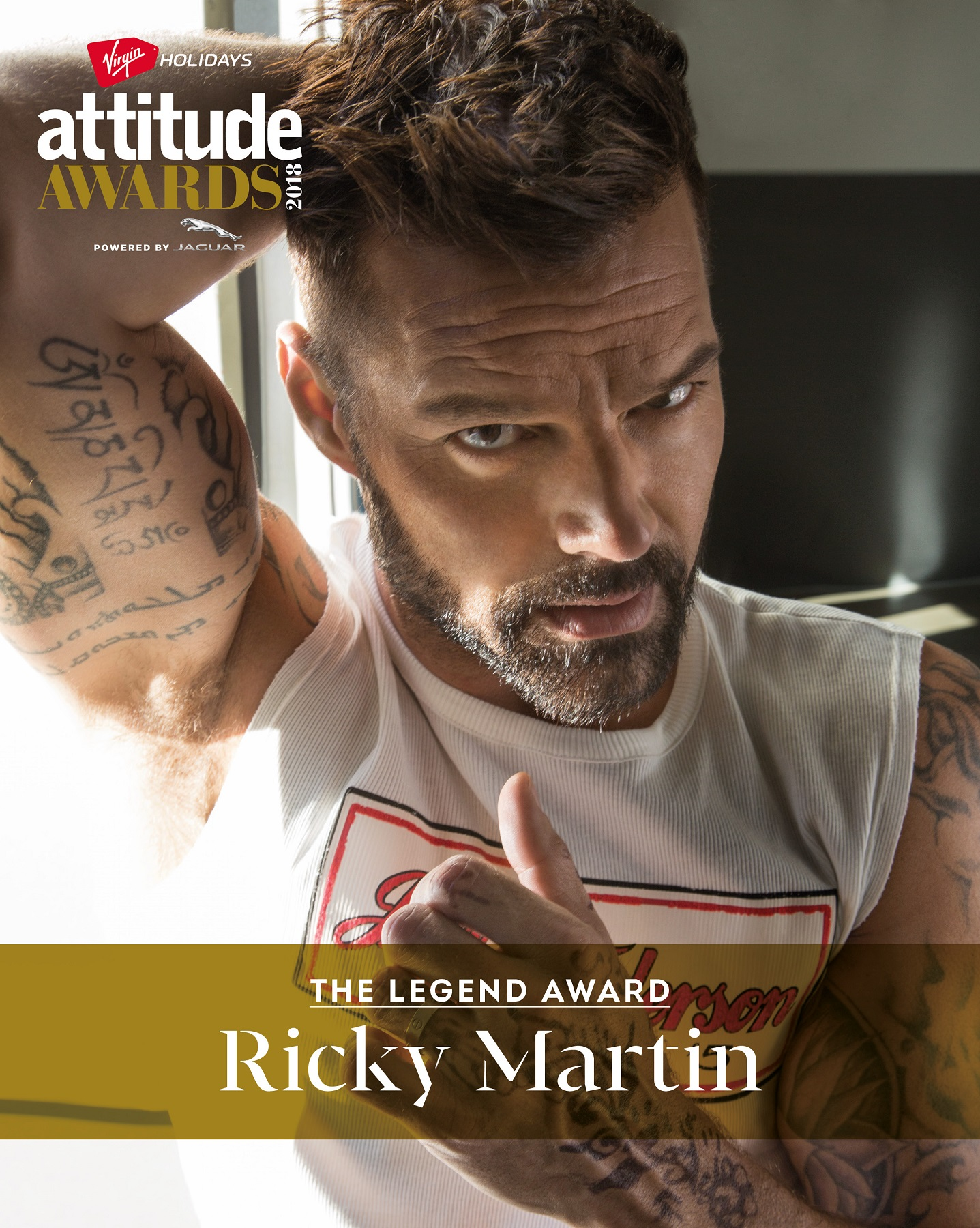 When Did Ricky Martin Come Out As Gay