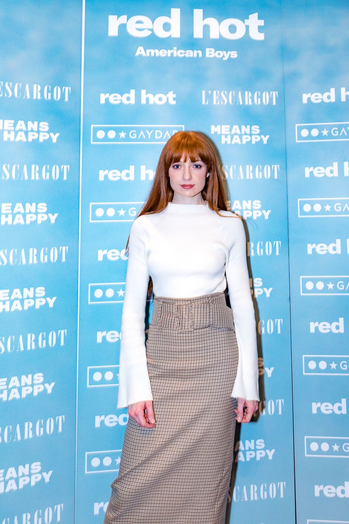 Steven Daldry And Nicola Roberts Support Red Hot Launch